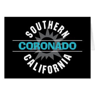 La Californie du sud - Cornado Carte