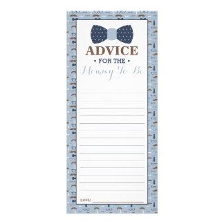 La carte de conseil pour Maman-À-Est, petit baby