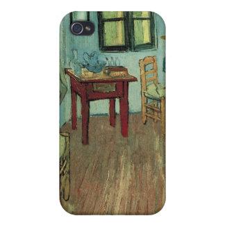 La chambre à coucher de Vincent dans le coque