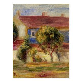 La Chambre de l'artiste s par Pierre-Auguste Carte Postale