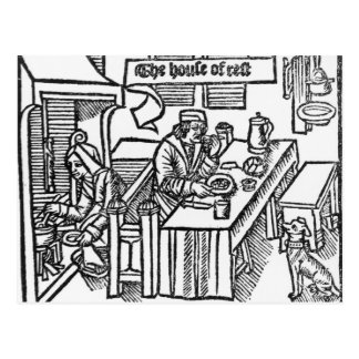 La Chambre du repos Carte Postale