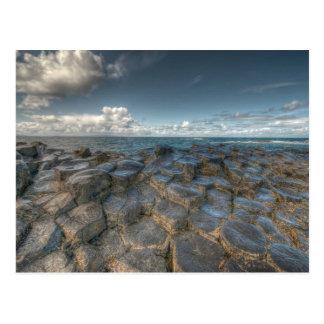 La chaussée du géant, Irlande du Nord Cartes Postales