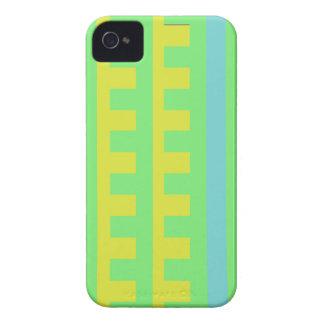 La chaux d'été peigne la dent coque iPhone 4 Case-Mate