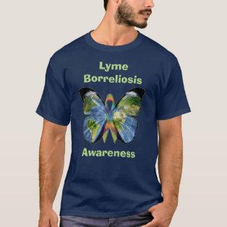 La chemise des hommes de conscience de Lyme T-shirt