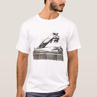 La chemise grave t-shirt