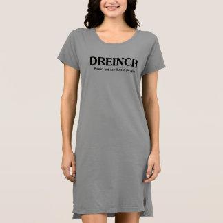 La chemise habillée des femmes de base de DREINCH Robe