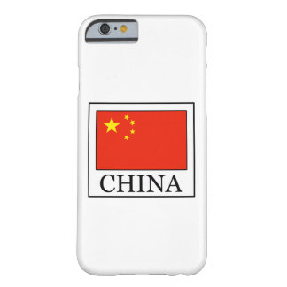 La Chine Coque Barely There iPhone 6