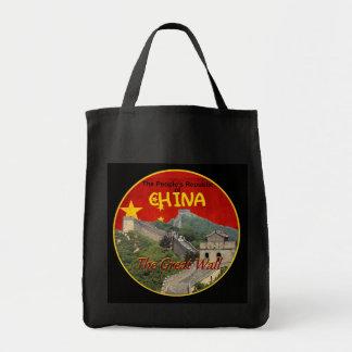 LA CHINE TOTE BAG