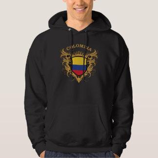 La Colombie Veste À Capuche