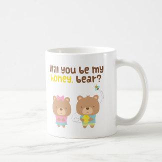La confession mignonne d'amour de calembour soit mug