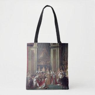 La consécration du napoléon d'empereur sac