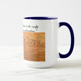 la constitution mug