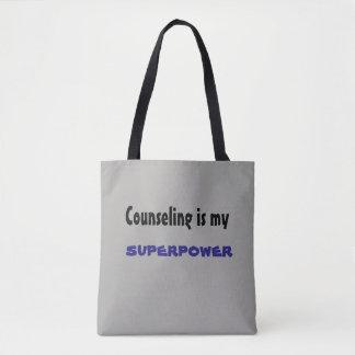 La consultation est mon sac de la superpuissance