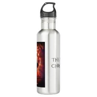 La couverture de réveil 24 bouteilles d'eau d'once