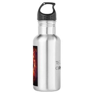 La couverture de réveil bouteille d'eau de 18
