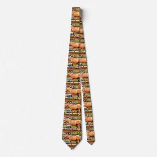 """La cravate """"cheval des hommes d'érable """""""