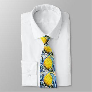 La cravate de barbarie des hommes pourpres et