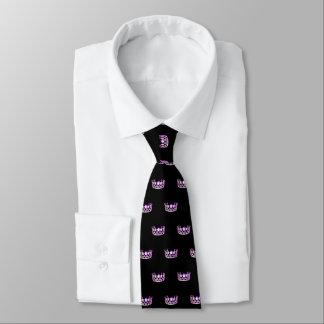 La cravate des hommes de couronne d'orchidée de la