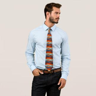 La cravate des hommes merveilleux du feu