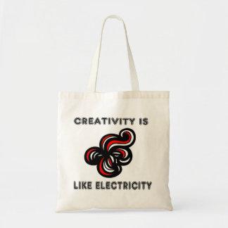 """La """"créativité est sac fourre-tout classique comme"""