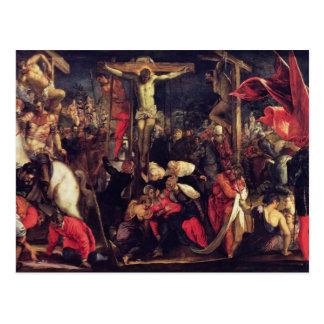 La crucifixion 2 carte postale