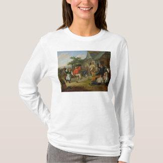 La danse des paysans, 1678 t-shirt