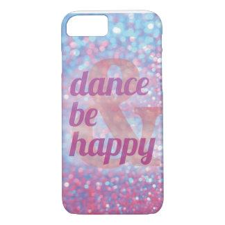La danse et soit cas heureux de l'iPhone 7 Coque iPhone 7