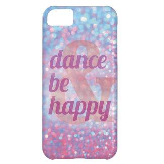 La danse et soit coque iphone heureux