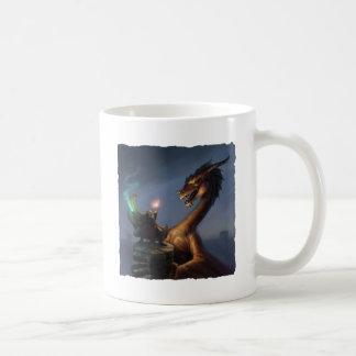 La défense de magicien mug