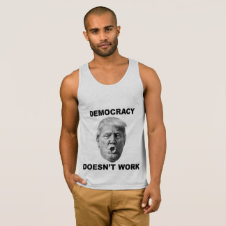 La démocratie ne fonctionne pas