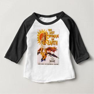 La dernière femme sur terre t-shirt pour bébé
