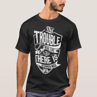 La difficulté est. t-shirt