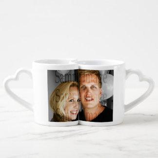 La famille de couples de photo PERSONNALISENT Mug