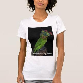 La figue de Coxen juvénile Parrots le T-shirt