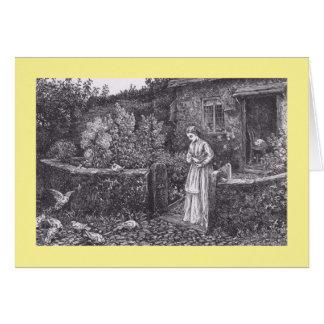 La fille de l'agriculteur - Fildes Carte