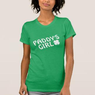 La fille du paddy t-shirt