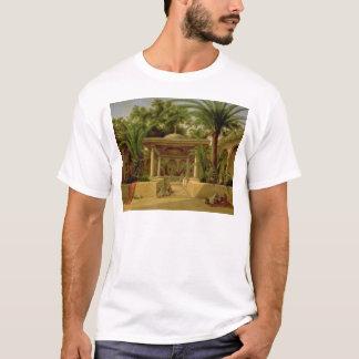 La fontaine de Khabanija, le Caire, 1845 T-shirt