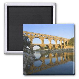 La France, Avignon. L'aqueduc romain de Pont du le Magnet Carré