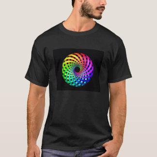 La géométrie sacrée - T-shirt du tore II