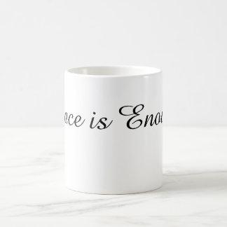 La grâce est assez mug