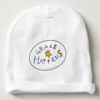 La grâce se produit calotte de bébé bonnet pour bébé