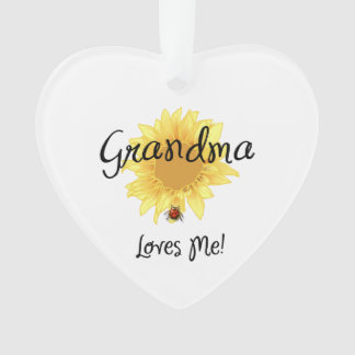 La grand-maman m'aime