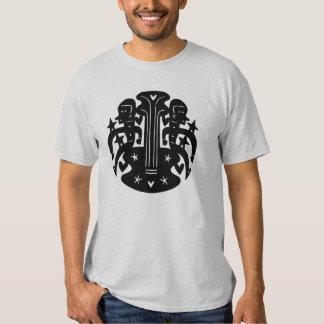 La grande guitare t shirts