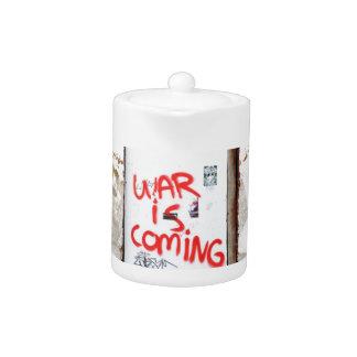 La guerre vient
