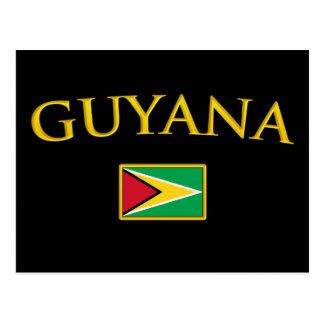 La Guyane d'or Carte Postale