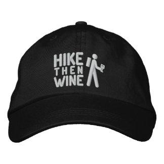 La hausse Wine alors casquette réglable