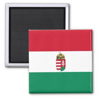 La Hongrie Magnet Carré