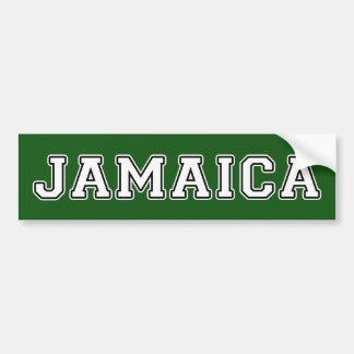 La Jamaïque Autocollant De Voiture