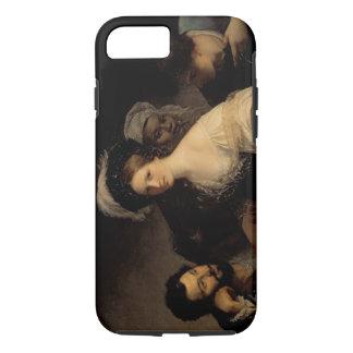 La jeune courtisane, 1821 coque iPhone 7
