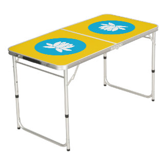 La Kalmoukie diminuent Table Beerpong